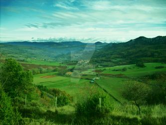 Quillan country side by shepsoverthere