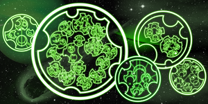 Eleventh Doctor Quote, Circular Gallifreyan by GrimReaper2000000