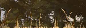 Forest outDOORS by Hexedecimal