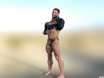 Male to Female M2F Transformation by telemark111