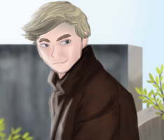 Newt by Gecko998