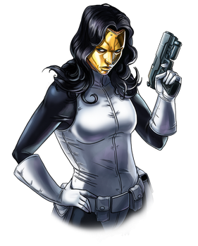 Canceled project - Madame Masque by Fan-the-little-demon