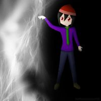 Anthony Francis: Light and Shadow Ghosts (DitS) by ThanyTony
