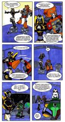 Discovery 5: pg 1 by neoyi