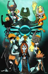 Want Midna Back Poster by camarosquid