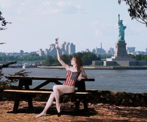 Miss Liberty by solkee