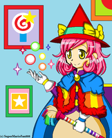:Kirby-TAL: Paint Magic by Plucky-Nova