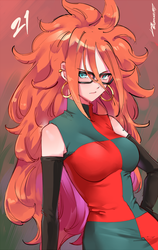 Android 21 by lonerurouni187