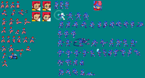 Alex current sprite sheet by BlakeandAlex12