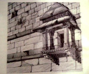 Jharoka The Window From Old Architecture by MODalineARTisTree