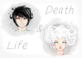 Life N Death by yakouse-i