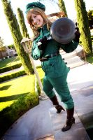 Hetalia - Never Mess with the Frying Pan by SuperWeaselPrincess