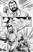 Undertow #3 presents The Forgetting Pt. 2, Pg.16 by ADAMshoots