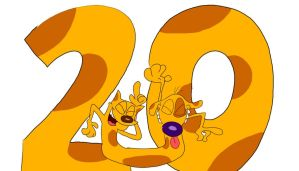 20 Years of Catdog by SammyD-Productions