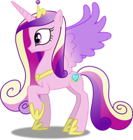 Vector #250 - Princess Cadance by DashieSparkle