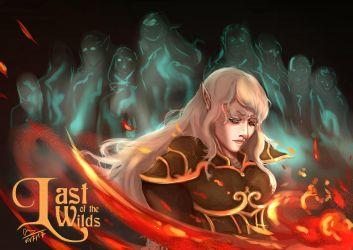 Last of the Wilds cover by Ran196242