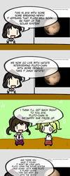 Pluto is becoming a planet again?! by Neppedupplayer