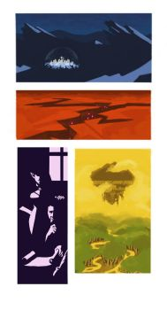 Tabletop Campaign Location thumbnails (continued) by janeesper