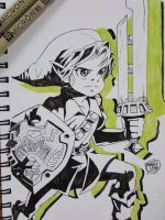 Day 287 Kid link by TomatoStyles