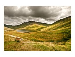 England XVIII - T is for Tarn by Whippeh