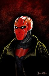 The Red Hood by JesseGiffin