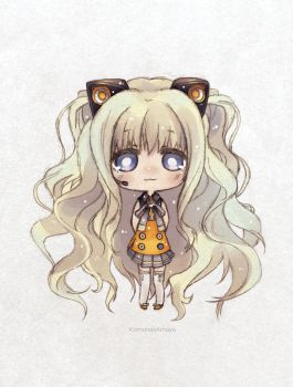 Chibi SeeU by KomorebiAmaya