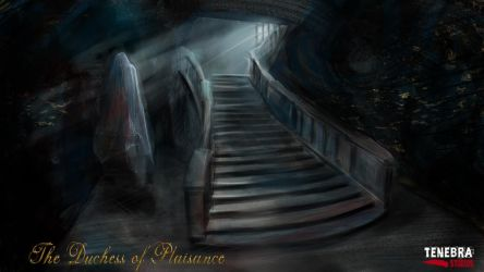 The Duchess of Plaisance vr horrorgame by IreneTheochari