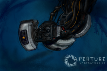 GlaDOS by TurboSolid