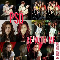 PSD Be With Me by Oh-Perfect-Robsten