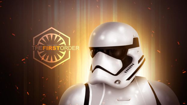 The First Order by Twinji-Tech