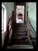 stair by chuckTHEchick