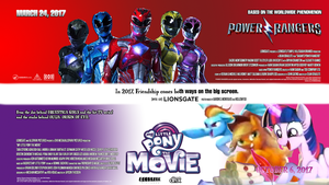Two Anniversary Sharing Franchises Having Films by AaronMon97