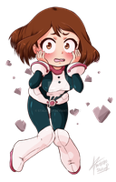 Chibi Uravity by StalkingP