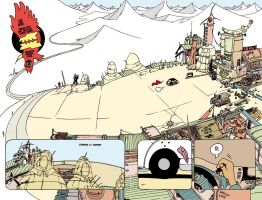 red and red by royalboiler