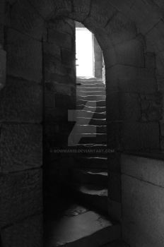 The Stairs by Bowman19