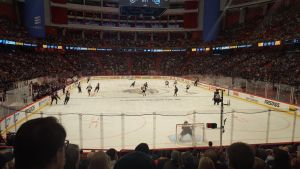 Ottawa - Colorado in Ericsson Globe by EgonEagle