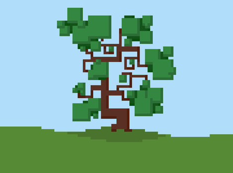 Yes This Is a Tree by Soupfries