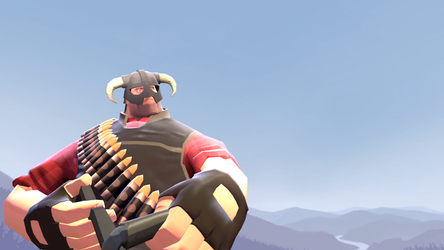 TF2 Heavy by ChillBolt