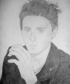 Jared Leto by Gypsophilia