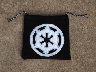 New and improved Star Wars Imperial dice bag by WhimsicalSquidCo