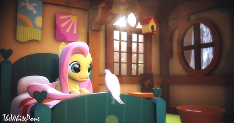 [4K] Good Evening Mrs Dove by TheWhitePone