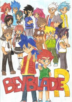 Beyblade cover by SipsiNekku