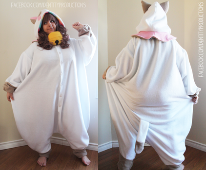 PuppyCat Kigurumi by IdentityPolution