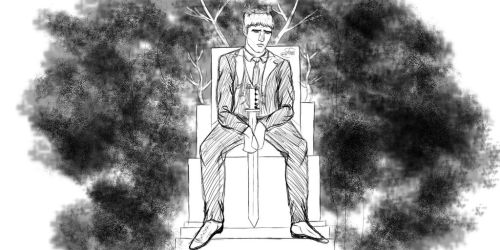 The Throne - Ambrose by TheDivineMissM-94