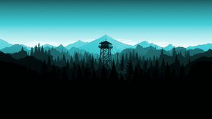 Firewatch Morning by Flixxer22 ...