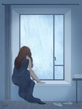 Rainy Day by l3onnie