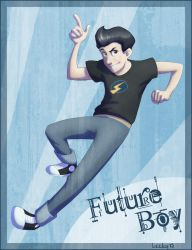 to... THE FUTURE by Kecky