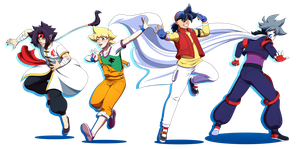 +Bakuten Shoot Beyblade Rising+ by Wamp-crasH