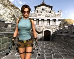 Lara Croft66 by Nicobass