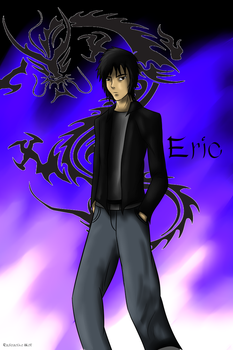 Dragon Specialist: Eric by Radioactive-Wolf